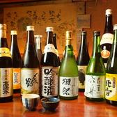 日本酒の種類にこだわりあり♪
