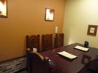 店内個室(テーブル7名)
