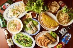 ベトナム フロッグ 汐留店の写真