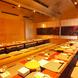 ●宴会は70名様まで個室完備