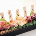 料理メニュー写真[鶏刺し] 鶏刺し5種盛り