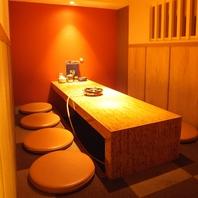 ≪接待・宴会・記念日に≫テーブルタイプの完全個室