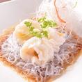 特大車海老の香港風蒸しなどボリュームも味も満足できるお料理です!