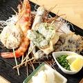 串天ぷらと日本酒バル かぐら 大阪 福島店のおすすめ料理1