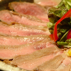 宮崎産きなこ豚の炙り焼き