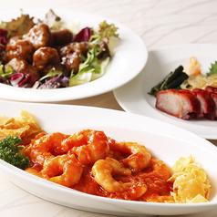 中国料理 南園 京王プラザホテルのコース写真