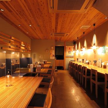 ひびか食堂の雰囲気1