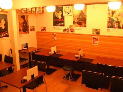 18名~26名様迄貸切もOK!お店もスタッフもまるごと貸切、究極に贅沢な完全個室!?