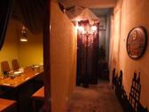 シェフの個室居酒屋 街の灯 福山の雰囲気3
