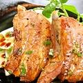 料理メニュー写真スペアリブのオーブン焼き 赤ワインソース