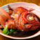 金目鯛カマの煮付 / 塩焼き