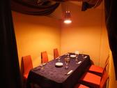 シェフの個室居酒屋 街の灯 福山の雰囲気2