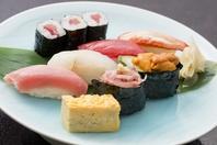 鮮度抜群の鮮魚を使った料理