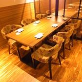 【2階】合コンや同僚との飲み会に嬉しいお席