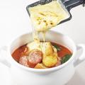 料理メニュー写真太陽のチーズラーメン WITH 贅沢ゴルゴンフォンデュ