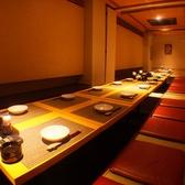 旬菜鮮酒 咲咲 さくさく 岡山の雰囲気3
