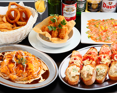 S.K.M.Diningのコース写真
