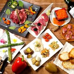 肉バル IZUYA イズヤ 難波店の写真