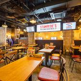Stampede's Cafe&Dining Bar スタンピーズ カフェ&ダイニングバーの雰囲気3