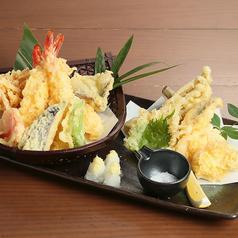 日本酒 海鮮 天ぷら ゑびす 栄のコース写真