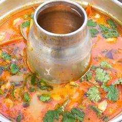 トムヤムクン 海老のスパイシーサワースープ