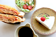 Cafeゆう 福岡天神店の写真