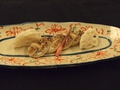 料理メニュー写真日本料理(和会席の一品) 産地直送 太刀魚の手綱焼き