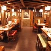 雰囲気のある店内で当店自慢の料理、ドリンクを是非ご堪能ください!