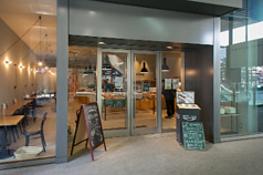 BROT LAND 電気ビル店の写真
