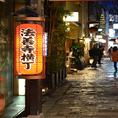 大阪の、レトロな空間で名物の串カツどうぞ