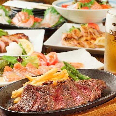 食べ飲み放題コース2750円(税込)からご用意しております!!各種ご宴会にどうぞ♪
