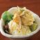 料理メニュー写真サクサクごぼうのポテトサラダ