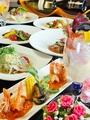 料理メニュー写真5000円コース