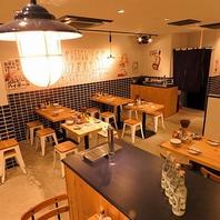 会社帰りに気軽に立ち寄れる新潟駅の大衆居酒屋