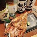 料理メニュー写真きんきの開き(網走産)