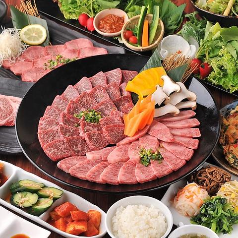 浦安で大人気の焼肉店♪ランチはもちろん、デートや誕生日でもご利用いただけます!!