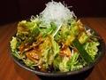 料理メニュー写真【サイドメニュー サラダ】キャベツ/サンチュ・チョレギサラダ・和風サラダ
