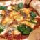 薄焼きマルゲリータピッツァ