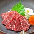 【ECサイト】馬菜で味わえる最高級馬刺しをご家庭でも味わえます!今がお得☆お試しセット3422円→2138円☆https://basasi-ginza.com/