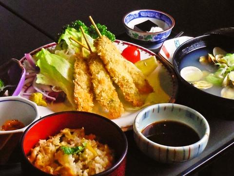 いま、「江戸前」を食す。あさりを中心としたいろいろな味が楽しめるお店。