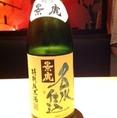 【おすすめ地酒:影虎】新潟県産名水特別純米。名水地酒。