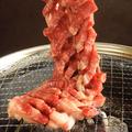 料理メニュー写真ドラゴン特厚カルビ