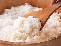 岡山米を厳選仕入れしたご飯をご提供しております。