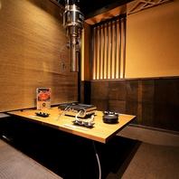 名古屋駅で煙が出ずに快適に焼肉を個室で満喫できる