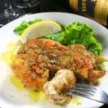 料理メニュー写真若鶏のグリル ジェノバ風