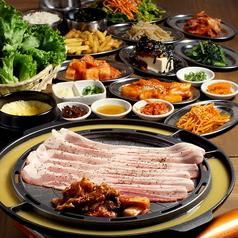韓国料理 居酒屋 韓兵衛 横浜鶴屋町店のおすすめ料理1