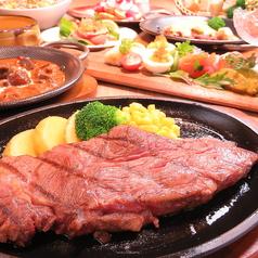 肉が旨いレストラン&カフェ Queen of Meat'sのコース写真