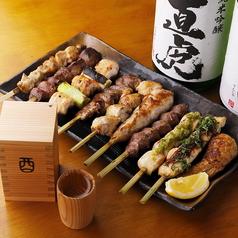 仁亭のおすすめ料理1