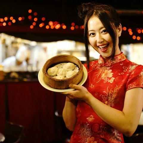女性にも大好評の点心や本格中華!小皿料理もリーズナブルに種類豊富にございます。