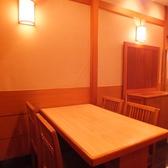 くつろぎの和空間でお食事をお楽しみください。接待、デート、記念日のご利用に最適です!!